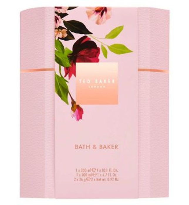 Ted Baker Bath & Baker Gift Set Only £16 New products