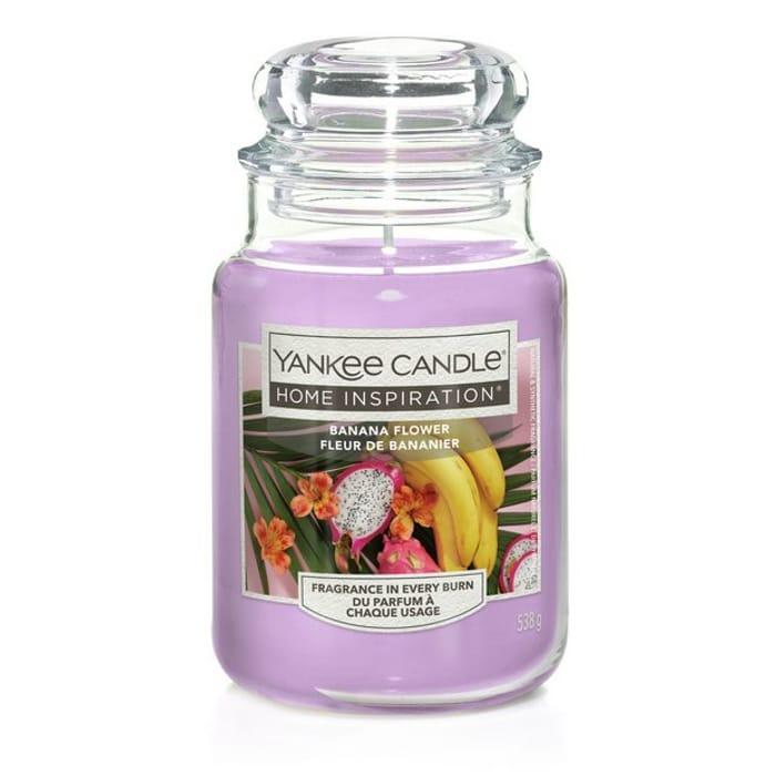 Yankee Candle - Banana Flower