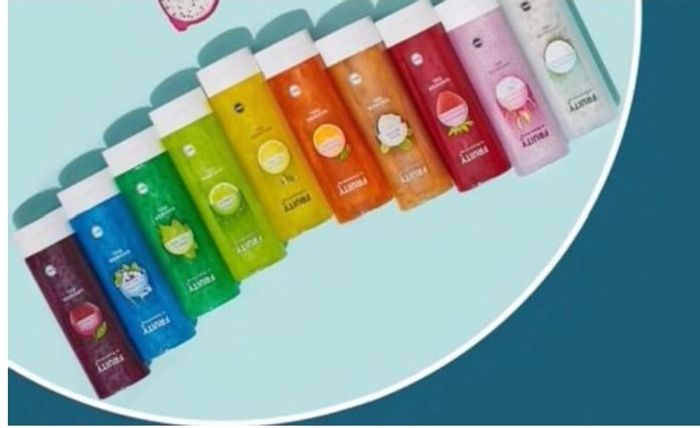 Better Then 1/2 Price on Selected Fruity Shower Gel 250ml
