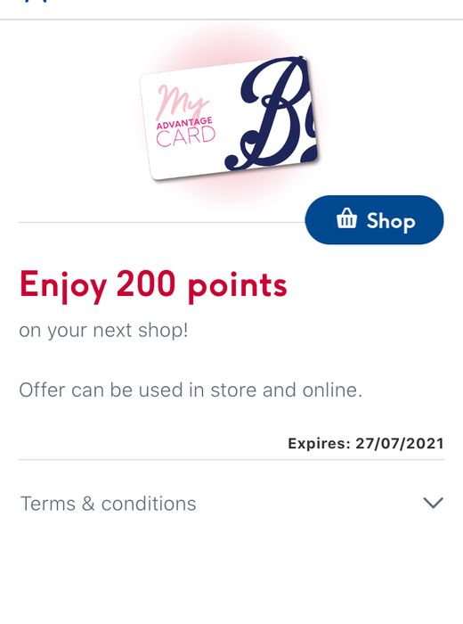 Free £2 worth of Points from Boots No Minimum Spend Account Specific