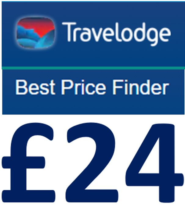 Travelodge Best Price Finder - Rooms from £24