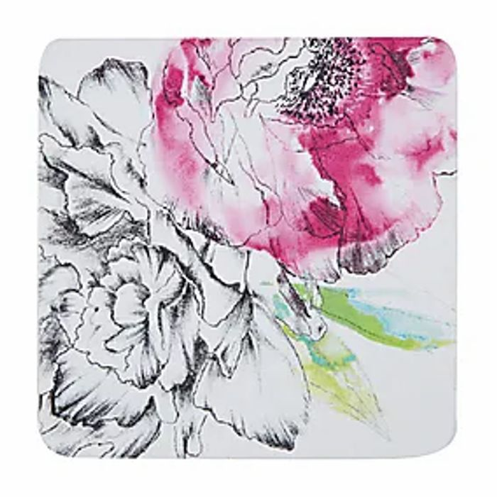 Set of 4 Heavenly Hummingbird Coasters