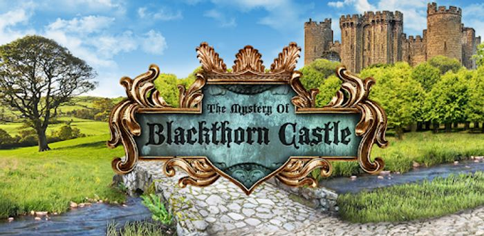 Blackthorn Castle - Adventure Puzzle Game - Usually £3.49