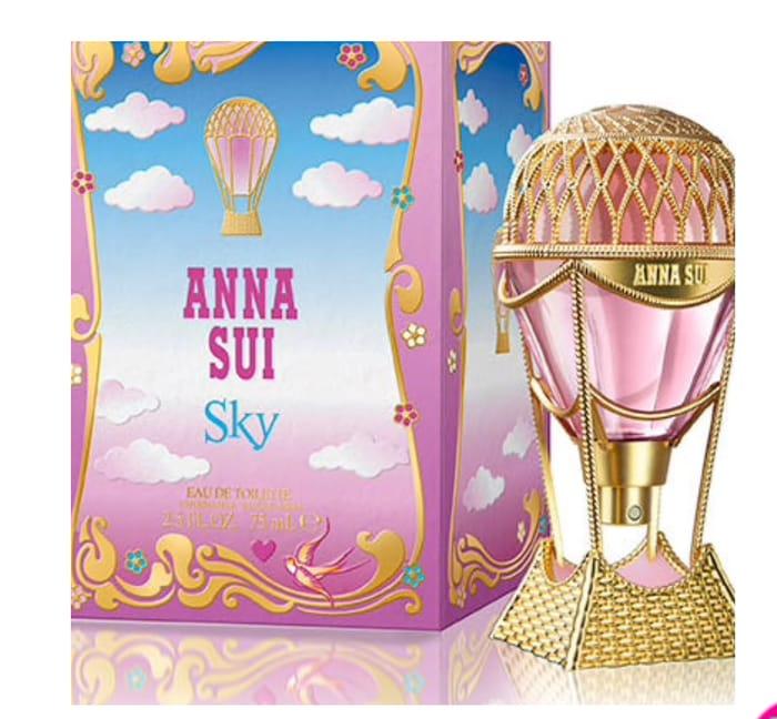 Save £15 on Anna Sui Sky Eau De Toilette 75ml