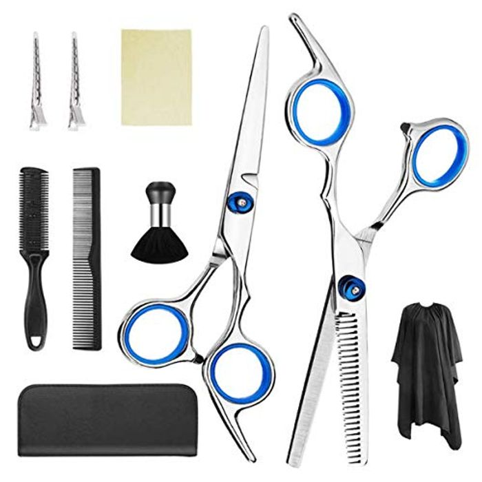 Haircut Scissors Set of 10PCS