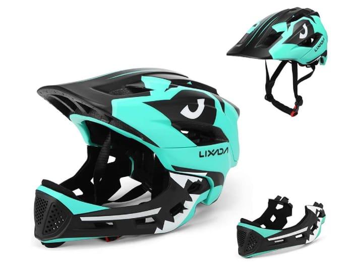 Lixada Kids Full Face Helmet at Amazon
