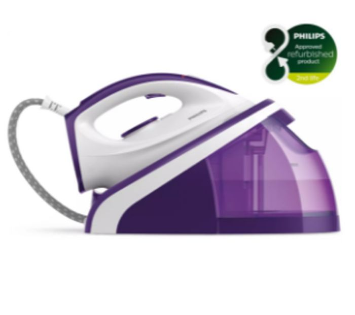 Apply To Test A Philips Refurbished Steam Generator Iron
