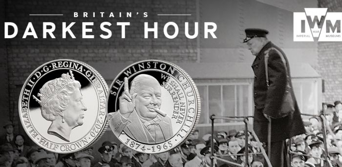 Free Winston Churchill Coin *Just Pay P&P