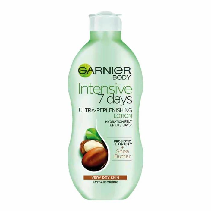 Garnier Shea Butter Body Lotion Dry Skin 250ml