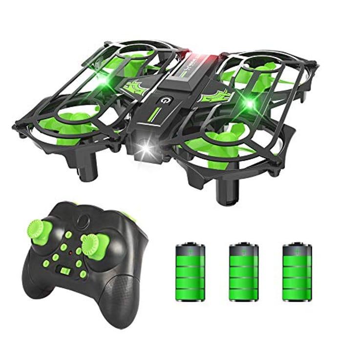 DEAL STACK - NEHEME NH320 plus Mini Drones for Kids + 10% Coupon