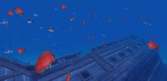 VR Pirates Ahoy - Underwater Shipwrecks Voyage - Usually £1.79