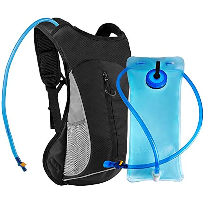 Shayson Hydration Backpack with 2L Water Bladder