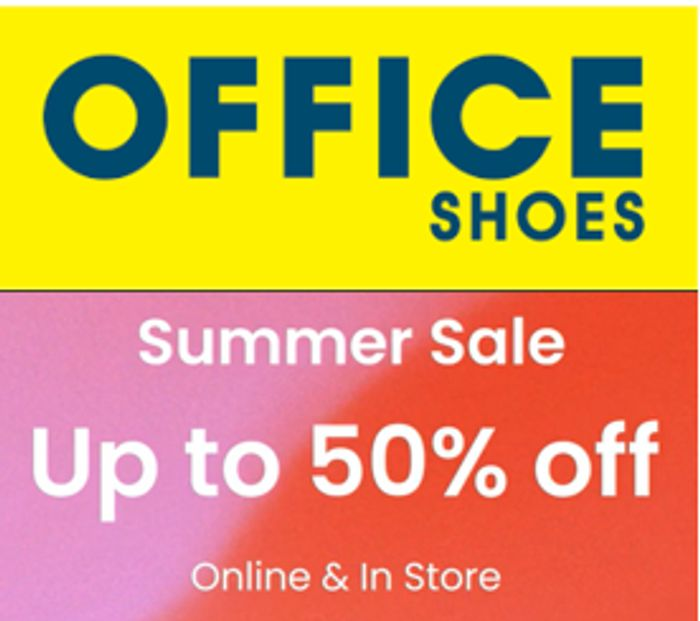 OFFICE SHOES - Summer Sale - up to 50% OFF