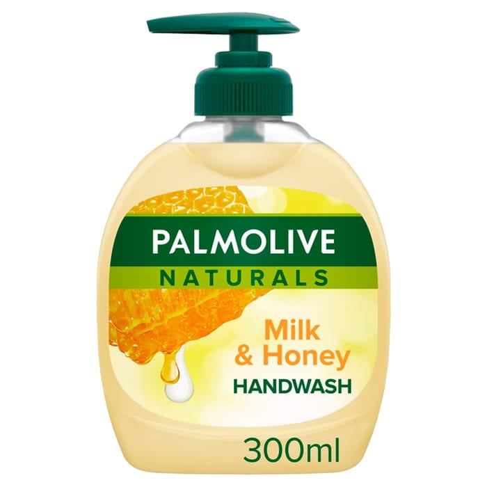 Palmolive Milk & Honey Liquid Handwash 300Ml