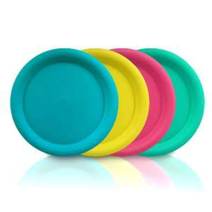 George Home Picnic Plates 4 Pack