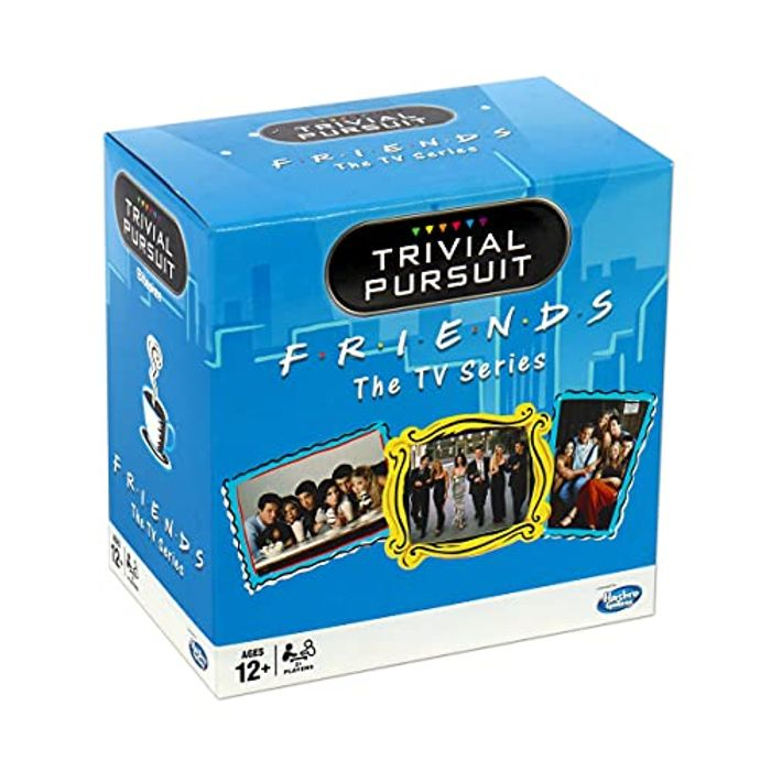 Winning Moves Friends Trivial Pursuit Quiz Game - Bitesize Edition - Only £3.95!
