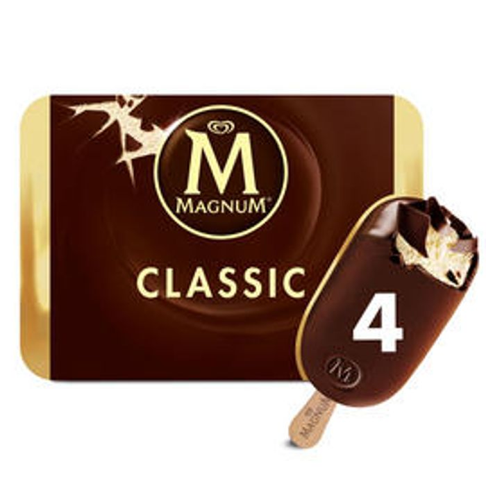 Magnum Classic Ice Cream