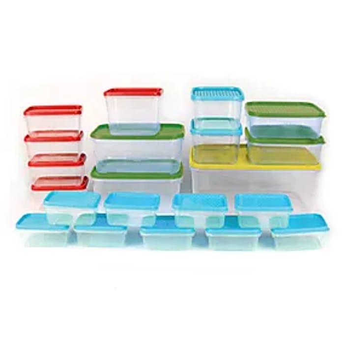 21 Piece Food Storage Set