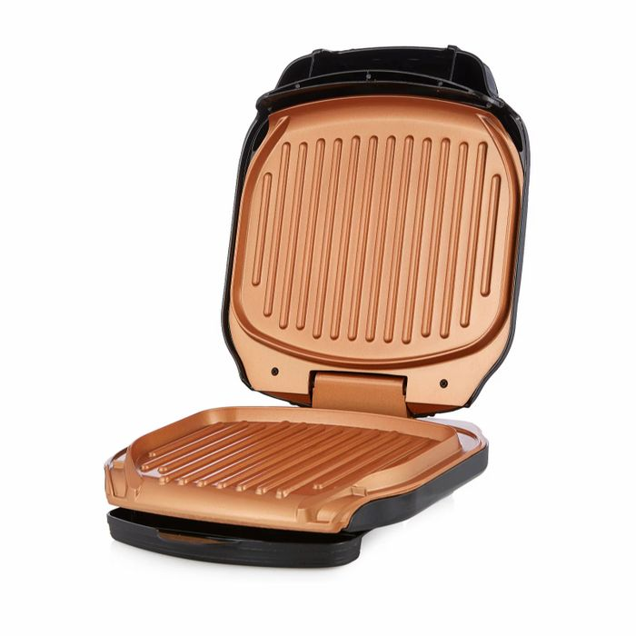 Gotham Steel Low-Fat Electric Grill with Ceramic Non-Stick