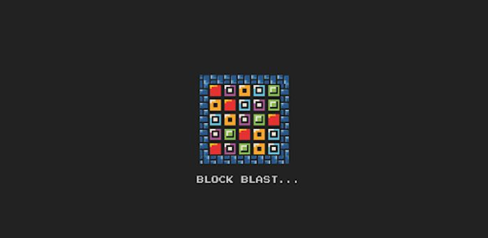 Block Blast - Match Colors and Blast Rows - Usually £1.19