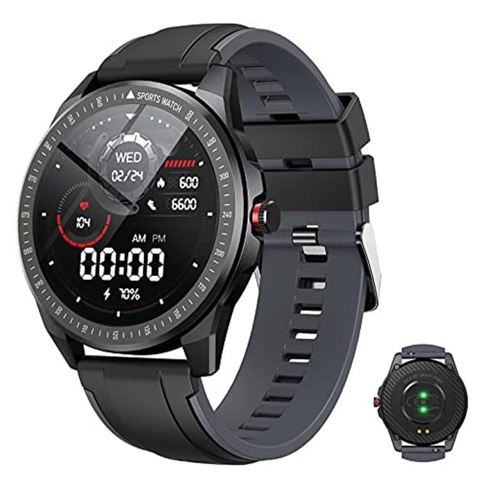 1.3 Full TouchScreen Bluetooth Smartwatch