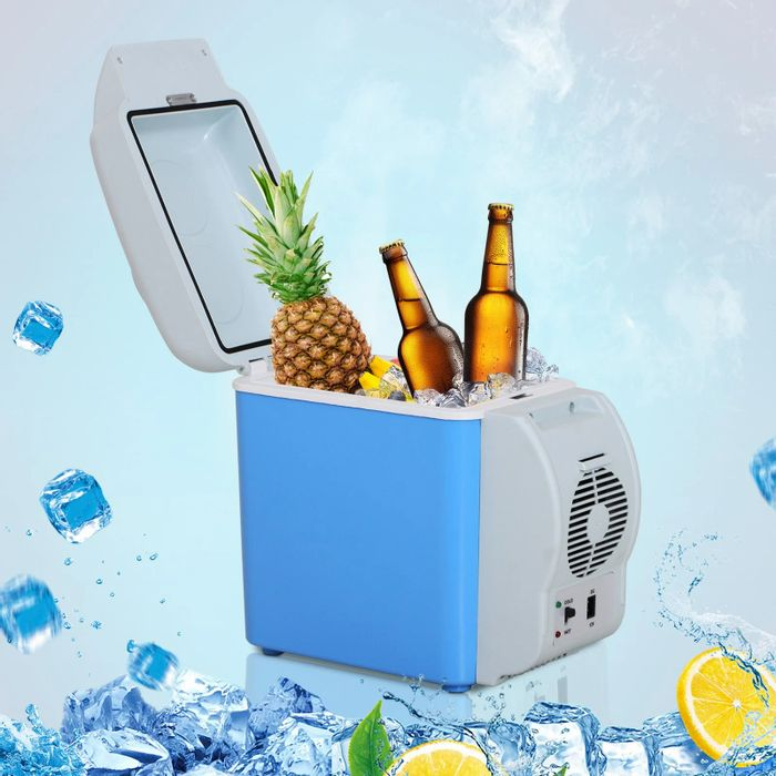 HOMCOM Mini Portable Electric Cool Box Ice Cooler Car Fridge ( CODE SUMMER )