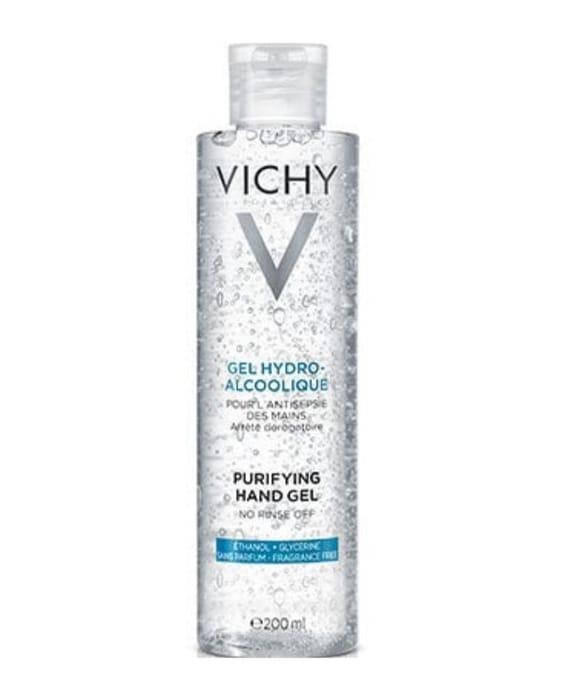 Vichy Hand Sanitiser Gel 200ml