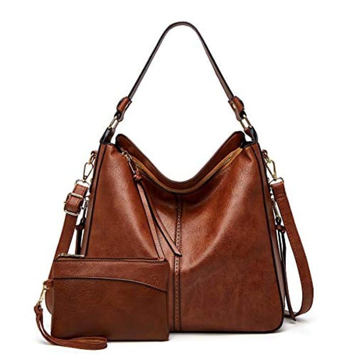 2pcs Hobo Bag and Purse Set
