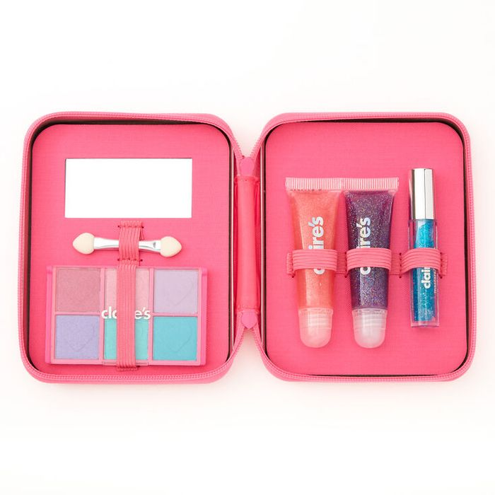 Cheap Team Rainbow Bling Makeup Set - Pink at Claire's