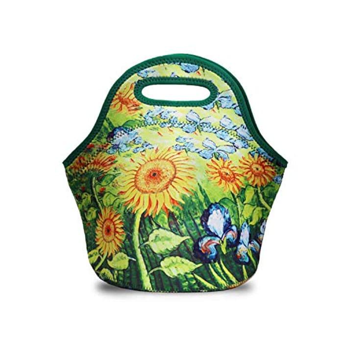 Neoprene Waterproof Insulated Lunch Bag
