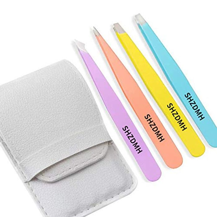 Professional Stainless Steel Tweezers Set - Only £2.99!