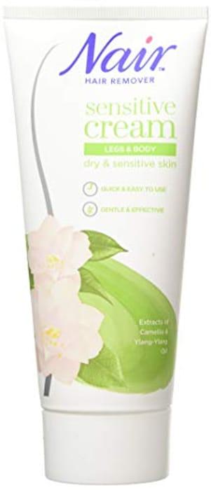 Nair - Ultra Hair Removal Sensitive Cream - for Dry & Sensitive Skin