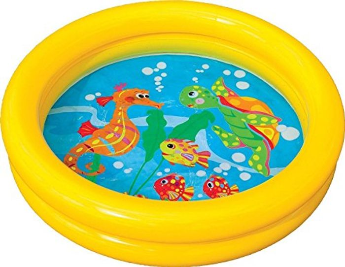 Unibos Baby Pool Toddler Kids Childrens Inflatable Swimming