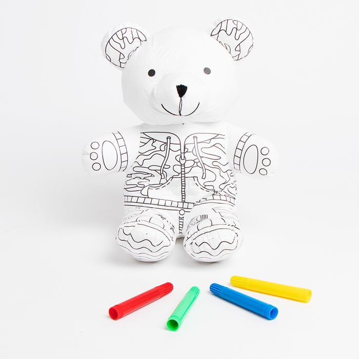Best Price! Craft Time: Colour Your Own Animal - 4 Animal Design