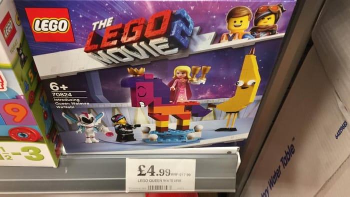 The Lego Movie - Lego Queen Watevra