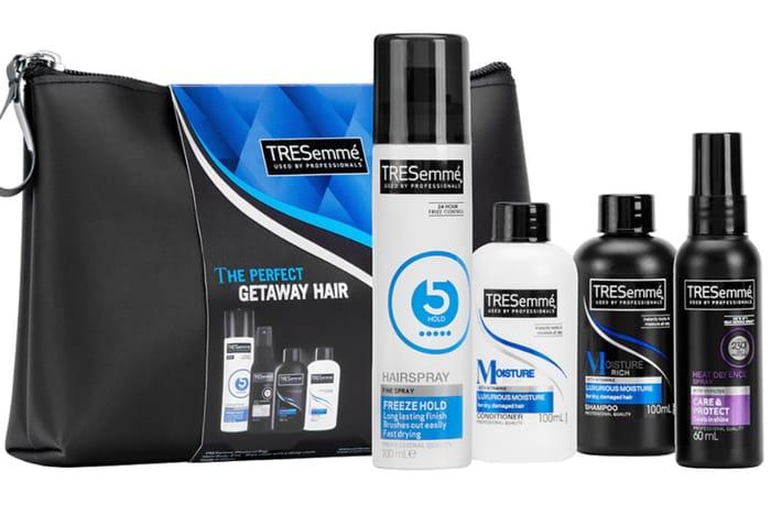 TRESemme Perfect Getaway Hair Gift Set £3.99
