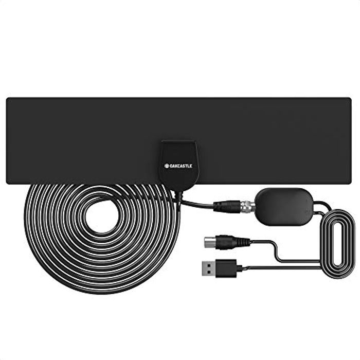 Oakcastle Portable FV200 Freeview Indoor TV Aerial/Antenna - Only £2.38!