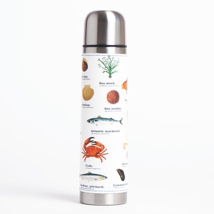 Gift Republic: Sea Life Vacuum Flask 500ml