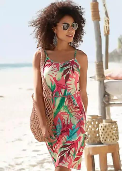 Buffalo Beach Dress (Available in Size 8)