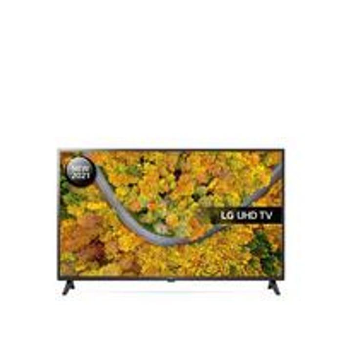 LG 43UP75006LF, 43 Inch, 4K Ultra HD, HDR, Smart TV