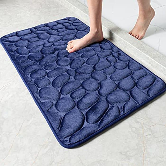 Non-Slip Memory Foam Bath Mat - save 45%