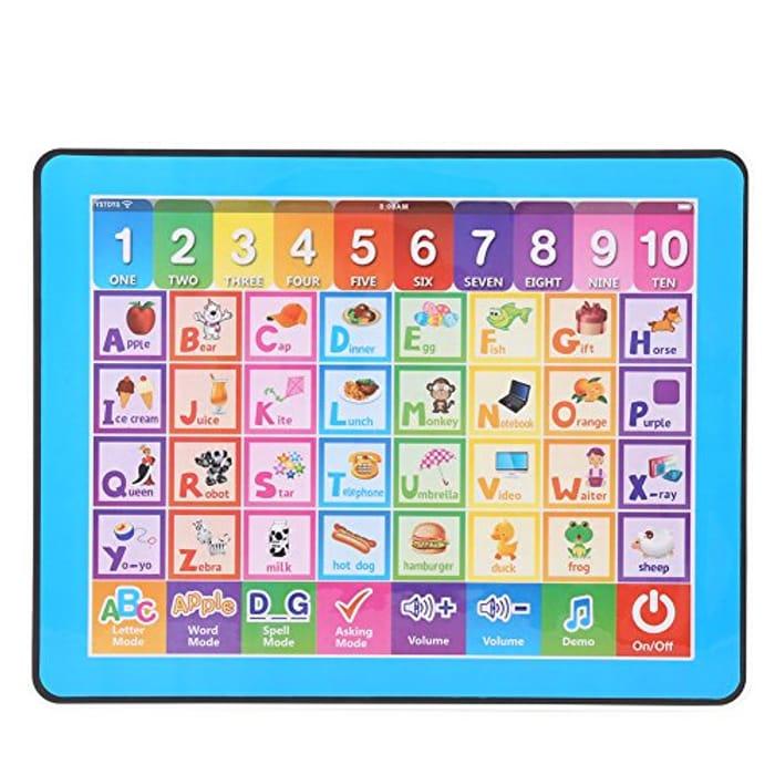 Zerodis Baby English Learning Machine Toy