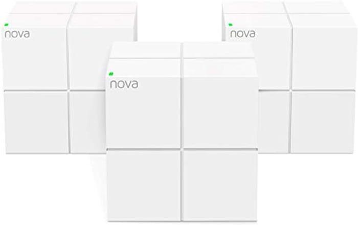 *SAVE £40* Tenda Nova MW6-3 Whole Home Mesh Wi-Fi System