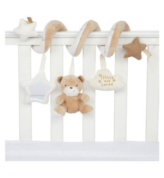 Mothercare Little and Loved Cot Spiral