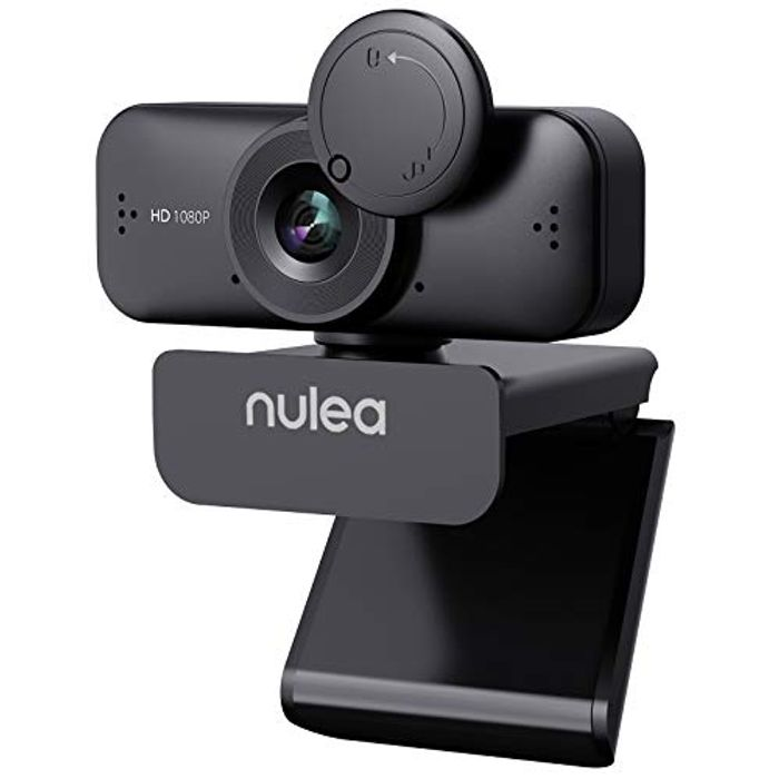 C902 Webcam with Microphone, 1080P