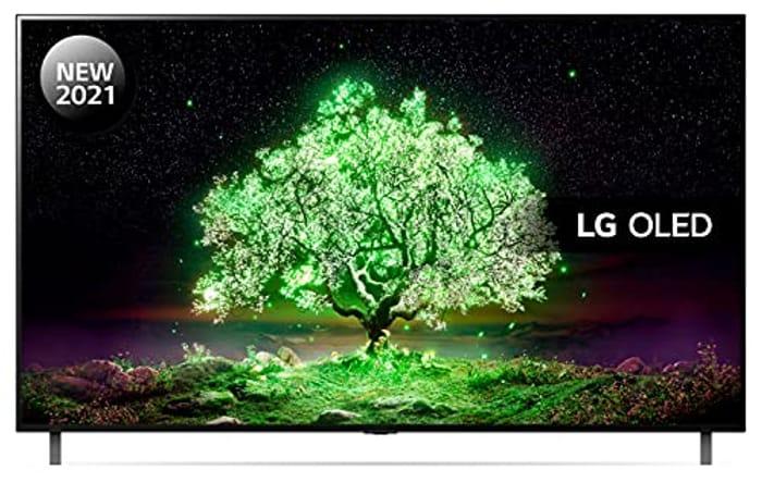 *SAVE over £59* LG 55 Inch 4K UHD HDR Smart OLED TV (2021 Model)