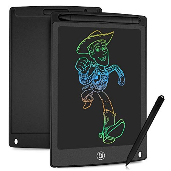 Colourful LCD Writing Tablet