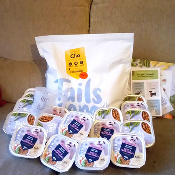 Free Large Bag Of Dog Food Worth £48 + 50% Off Other Products!