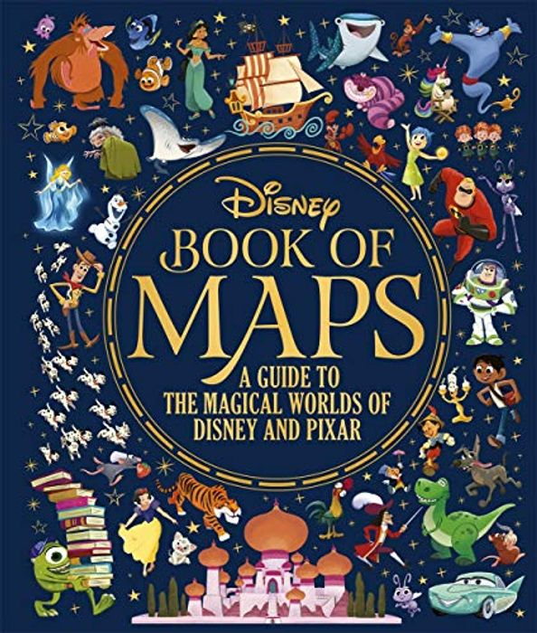 Disney Book of Maps