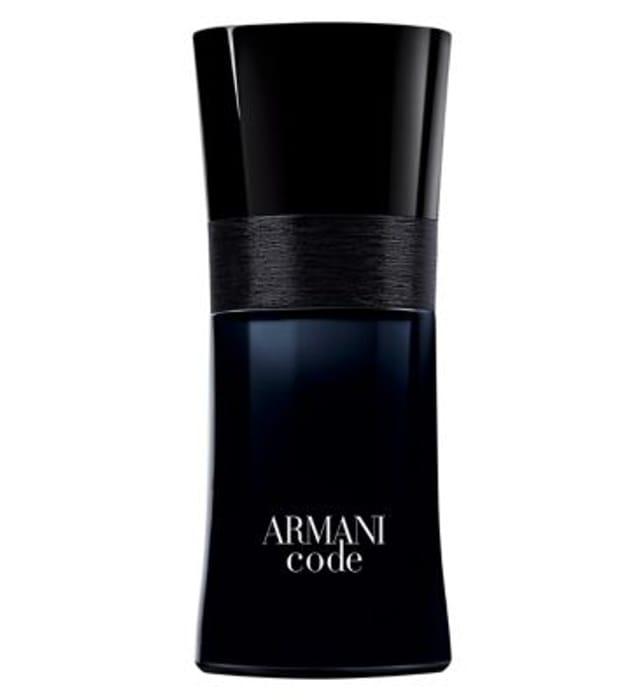 Giorgio Armani Code Mens Eau De Toilette 50ml